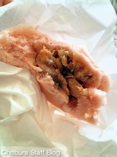 お食事処 えぞがしま「知床チェプ饅」(マルミヤ大宮商店)/斜里町ウトロ