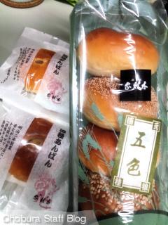木村屋総本店「酒粕あんぱん」「酒種あんぱん 五色」