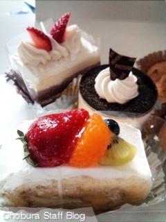 清月「ケーキ」/北見市