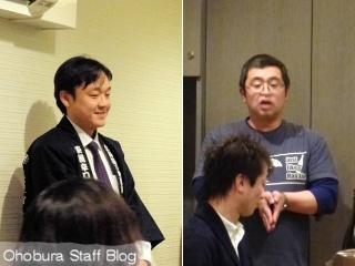 第1回高砂酒造 国士無双の会 in 櫓鮨本店