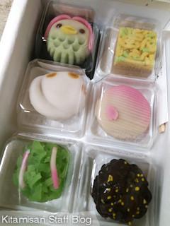 菓子處大丸「上生菓子」